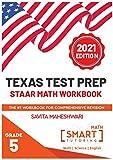 Texas STAAR Test prep practice book Grade 5:...