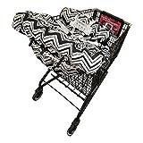 Funda para carrito de compras o silla alta, para bebé, 2 en 1 (tamaño universal), de Y-Step wave
