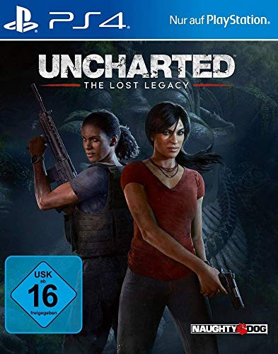 Uncharted Lost Legacy [