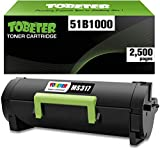 ToBeter 51B1000 Compatible Toner Cartridge for Lexmark MS317, MS417, MS517, MS617, MX317, MX417, MX517, MX617 Printer (up to 2,500 Pages)