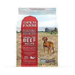 Open Farm Grass-Fed Beef Recipe