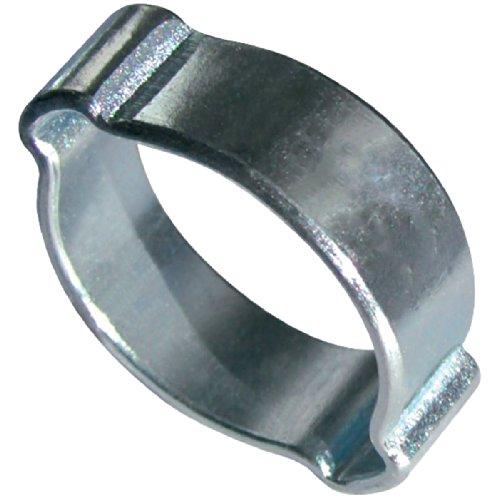 Collier à 2 oreilles Standard W1 - Bande 7.5 mm - ø18 -21 mm - Lot de 10 - ACE 129118