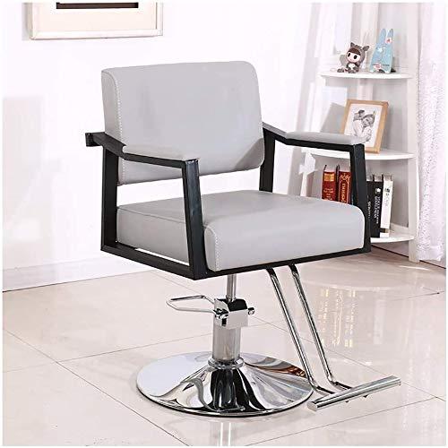 Las sillas de oficina Peluquería de la belleza giratoria Silla giratoria de escritorio silla sillas silla de la computadora Salon silla de peluquero profesional de peluquería Elevador hidráulico silla