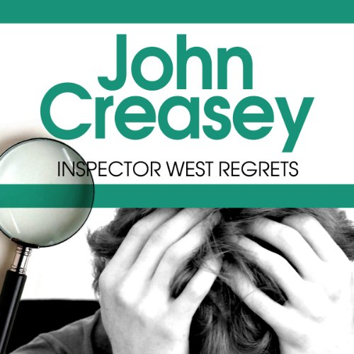 Inspector West Regrets cover art