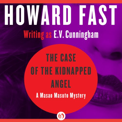 Couverture de The Case of the Kidnapped Angel