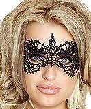 Provocative Dessous Venezianische Maske aus Stoff biegsam Augen Maske Verkleidung Kostüm OneSize