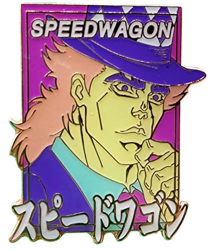 Pastel Speedwagon - Jojo