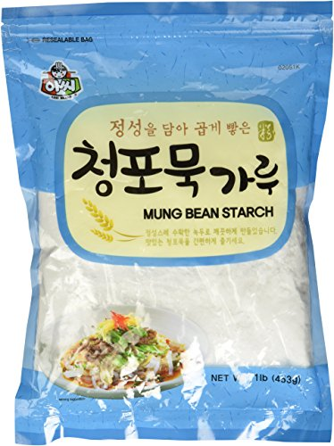 assi Mung Bean Starch, 1 Pound