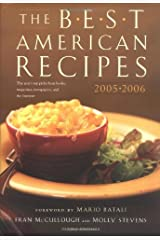 The Best American Recipes 2005-2006 Hardcover