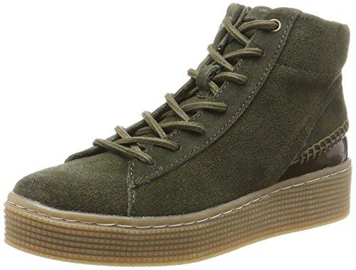 Dockers by Gerli Damen 41AB207-206830 Hohe Sneaker, Grün (Bottle), 41 EU
