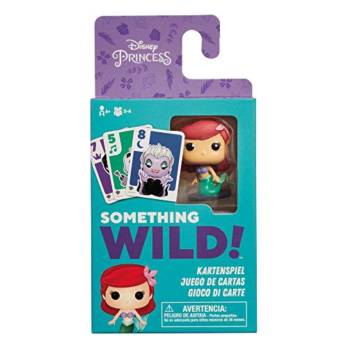Board Games 51874 Something Wild- The Little Mermaid Disney Signature Game, Mehrfarben
