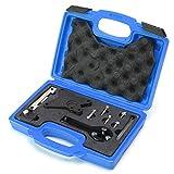 GrecoShop Kit Messa in Fase Motore/Albero a camme/Cinghia di distribuzione per Fiat/Ford/L...