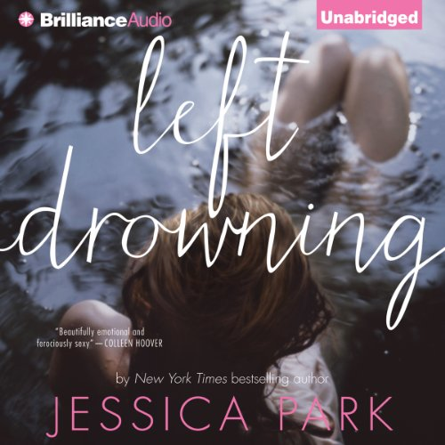 Left Drowning audiobook cover art