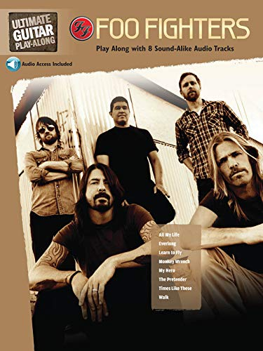 Foo Fighters: Play Along with 8 Great-Sounding Tracks