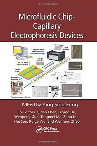 Microfluidic Chip-Capillary Electrophoresis Devices