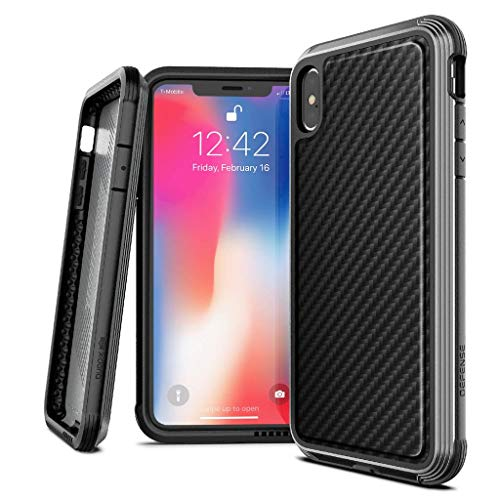 X-Doria Compatible 2018 iPhone XS MAX, iPhone 6.5 Pulgadas Funda, Defense...