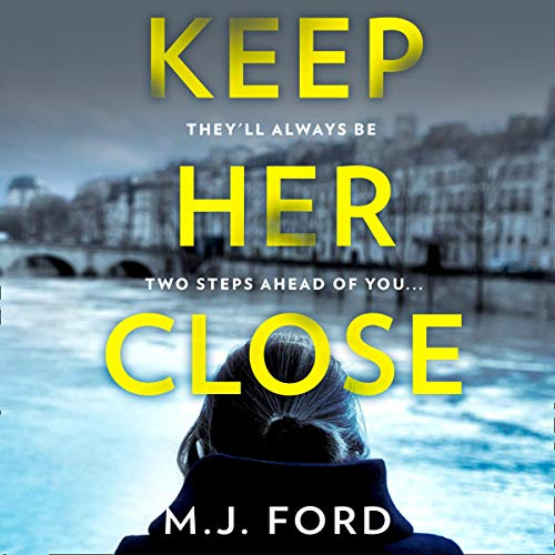 Keep Her Close cover art