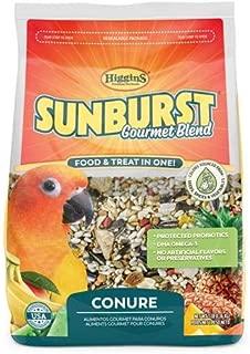 Higgins Sunburst Conure Food