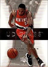 2003-04 UD Glass #5 Scottie Pippen NBA Basketball Trading Card