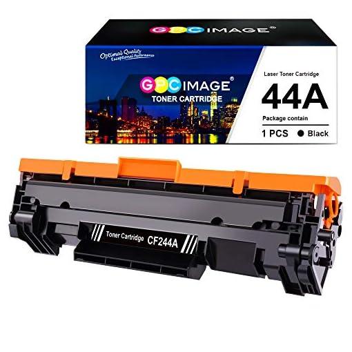 GPC Image 44A CF244A Cartuchos de tóner Compatible para HP CF244A 44A con Chip para HP LaserJet Pro M15a M15w MFP M28a… 1