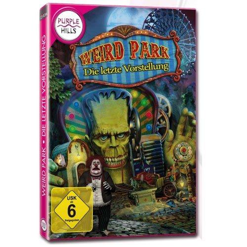 Weird Park – Die letzte Vorstellung