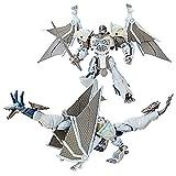 JINJIND Juguetes de Transformers, Dominio Dinobot Action Figure Model Toy Toy Children's Favorito Regalo (Color : Catastrophe)