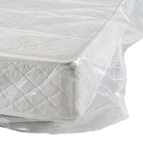 GardenersDream Double Bed Mattress Protector Strong Plastic Storage Moving Bag