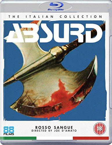Absurd (Blu-ray) Reino Unido Blu-ray