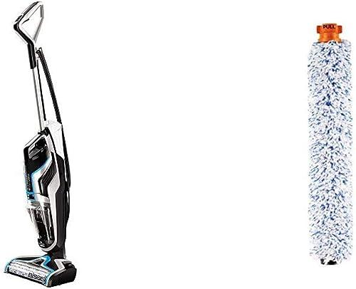BISSELL CrossWave Pet Pro - Aspirateur/Nettoyeur/sécheur 3-en-1 spécial Animaux - pour sols durs et moquettes, secs e...