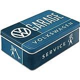 Nostalgic-Art - Caja Plana, diseño de Volkswagen VW Garage