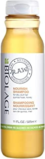 Biolage R.A.W. Nourish Shampoo for Dry, Sulfate Free, Dull Hair with Quinoa Husk and Honey, Sulfate Free