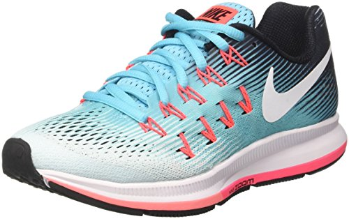 NIKE Wmns Air Zoom Pegasus 33, Zapatos para Correr Mujer