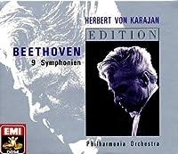 Beethoven: 9 Symphonies ~ Karajan by Elisabeth Schwarzkopf (2004-01-01)