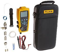 "Fluke FLUKE-719PRO-150G Electric Pressure Calibrator, Electric Pump Upto 150 PSIG, 9.5"" x 4.4"" x 2.8"""