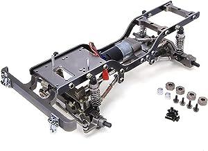 Rc Auto Frame Metalen Rc Carrosserie Auto Frame Kit 2 Kleuren Prachtige Vervanging voor Oude of Brak Een voor 1/12 Klimmen...