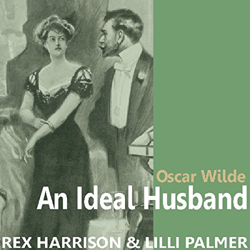 An Ideal Husband audiobook cover art