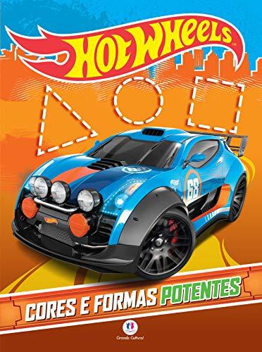 Hot Wheels - Cores e formas potentes