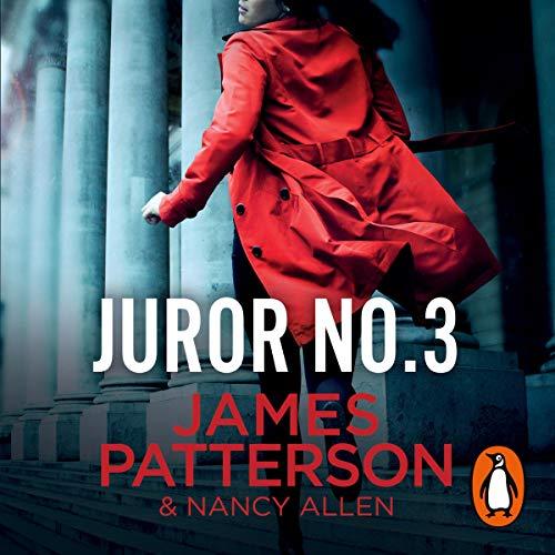Juror No. 3 audiobook cover art