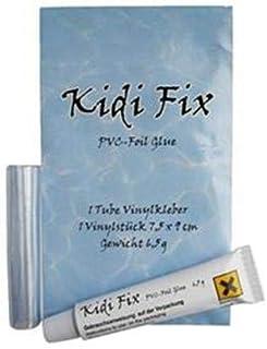 Stricker Colle vinyle Easy Fix pour lit à eau avec pièce en vinyle 7,5 x 9 cm