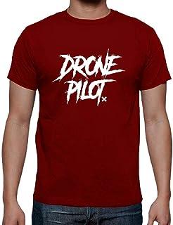 7413da9a5 tostadora Tee Shirt Pilote de Drone dgdrone - Tee Shirt Homme, qualité  supérieure
