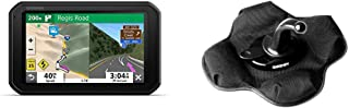 Garmin RV 785 & Traffic, Advanced GPS Navigator for RVs with Built-in Dash Cam, High-res 7' Touch Display, Voice-Activated Navigation & Portable Friction Mount - Frustration Free Packaging