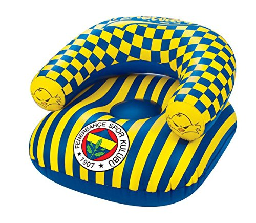 5a grup Fenerbahce Istanbul opblaasbare kinderstoel stoel - 69 cm
