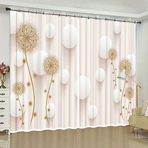 cortinas habitacion blancas