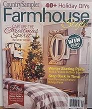 country sampler magazine christmas 2018