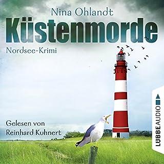 Küstenmorde audiobook cover art