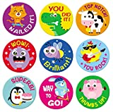 good job stickers for kids - Sweetzer & Orange Reward Stickers for Teachers. 1008 Stickers for Kids in 9 Designs. 1 Inch School Stickers on Sheets. Teacher Supplies for Classroom, Potty Training Stickers, Motivational Stickers