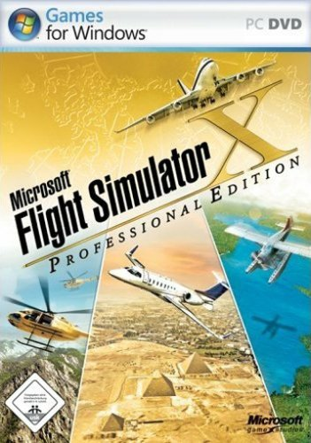 Flight Simulator X - Professional Edition