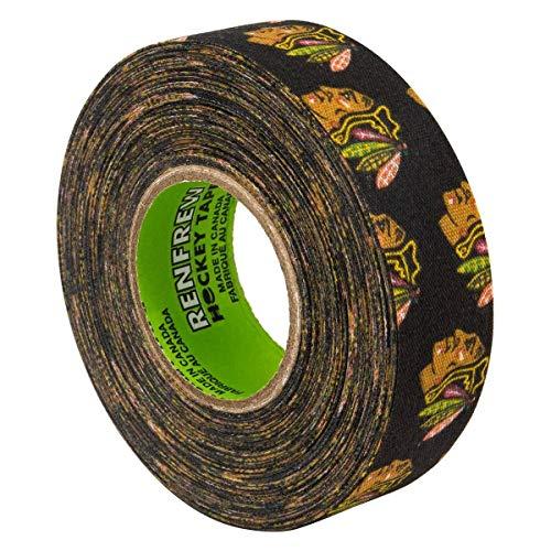 Renfrew PRO Schlägertape 24mm x 18m NHL Team Chicago Blackhawks - Eishockey - Inlinehockey- Hockey - Tape