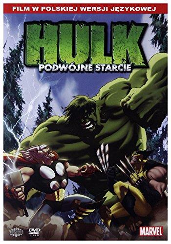 Hulk Vs. Thor, Hulk Vs Wolverine [DVD] [Region 2] (IMPORT) (No hay versión española)