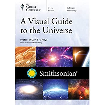 DVD A Visual Guide to the Universe Book